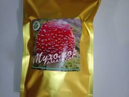 Agaric červený, amanita muscariu