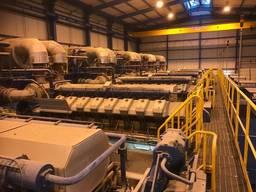 Б/У Газопоршневая электростанция Wartsila 43 Мвт, 2008 г. в. - фото 2