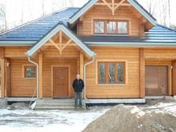 Dřevěné domy Archiline - photo 7