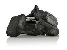 Древесный уголь.