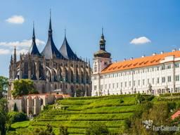 Экскурсия из Праги в Кутна Гору замок Чешский Штернберк