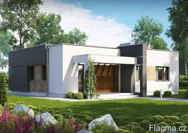 Frame-panel houses