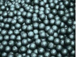 Grinding steel balls for mills D20,30,35,40,60mm GOST Russia