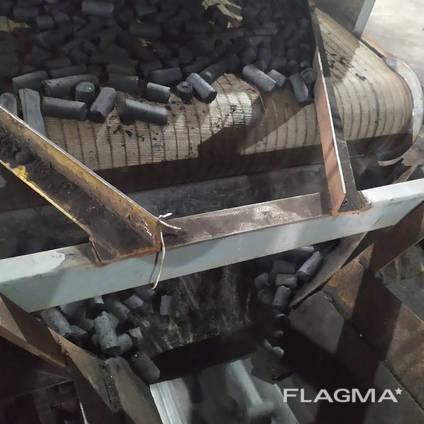 High quality coal briquettes