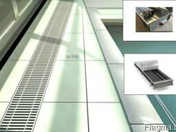 Hitte trench heating/cooling convectors - photo 1