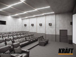 Lighting system for Kraft Led suspended ceilings from the ma - фото 6