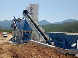 Мобильный бетонный завод М-100 sng Promax Турция - photo 2