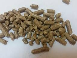 Пеллеты из сосны EN Plus A1