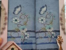 Полотенца махровые в подарочной упаковке
