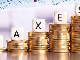 Предоставляю услуги в области бухгалтерии и налогов