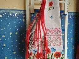 Продается ткань (рогожка, 100% хлопок) для скатертей - фото 4