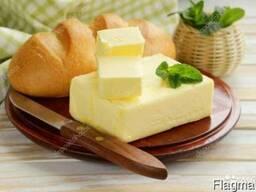 Sweet cream butter 82% // Сладкое сливочное масло 82% - фото 1