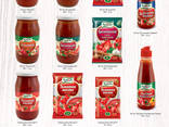 Tomato paste. Manufacture of food - фото 1