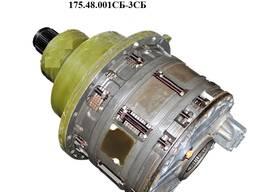 Трансмиссия, бортовая коробка передач на БМП, БТР, Т-72