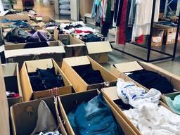 Velkoobchod oblečení/ Stock clothes wholesale