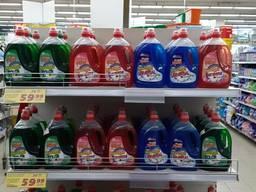 Wash gel Mega Wash 4,3l