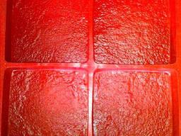 (TPU) termopolyuretanové formy nejen pro dekorativn