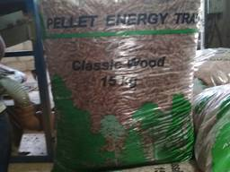Wood pellet from manufacturer. UA - фото 3